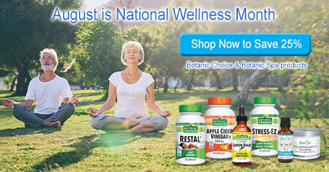 Vitamins, Herbal Supplements and Beauty Care - Botanic Choice